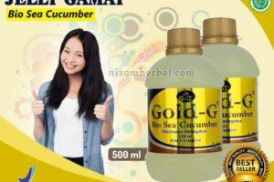 Jual Jelly Gamat Gold G di Daik
