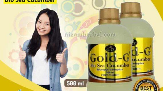 Jual Jelly Gamat Gold G di Brebes