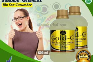 Jual Gold G Bio Sea Cucumber di Belopa