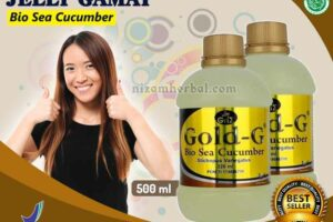 Fungsi Jelly Gamat Gold G Untuk Kanker