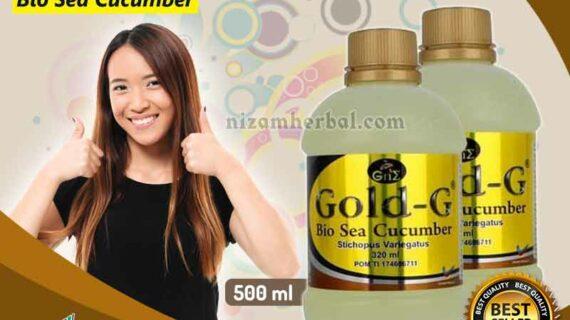 Jual Gold G Bio Sea Cucumber di Wakatobi
