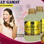 Ciri Jelly Gamat Gold G Palsu Serta Bahayanya