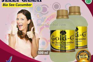 Jual Gold G Bio Sea Cucumber di Surabaya