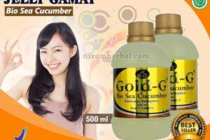 Jual Jelly Gamat Gold G di Tobelo