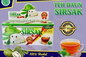 Jual Teh Daun Sirsak Obat Diabetes di Supiori
