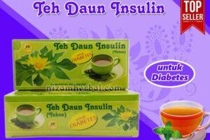 Jual Teh Daun Insulin Untuk Diabetes di Ternate