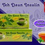 Jual Teh Daun Insulin Untuk Diabetes di Wates