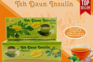 Jual Teh Daun Insulin Untuk Kanker di Tirawuta