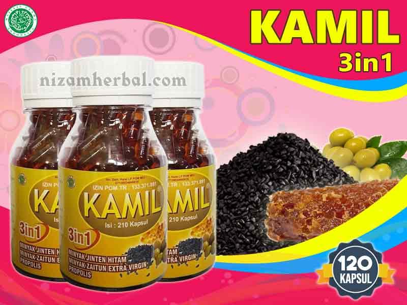 Jual Herbal Kamil 3 in 1 di Wates