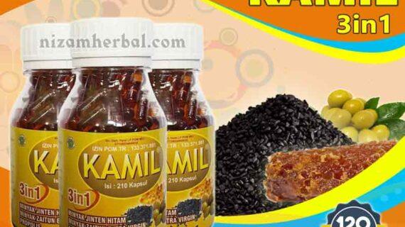 Jual Herbal Kamil 3 in 1 di Rokan Hilir