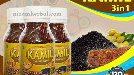 Jual Kapsul Kamil 3 in 1 di Barito Utara