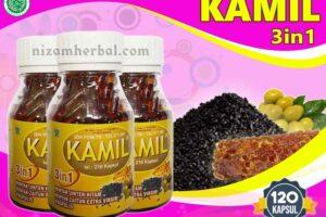 Jual Kapsul Kamil 3 in 1 di Agam