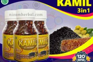 Jual Kapsul Kamil 3 in 1 di Klaten