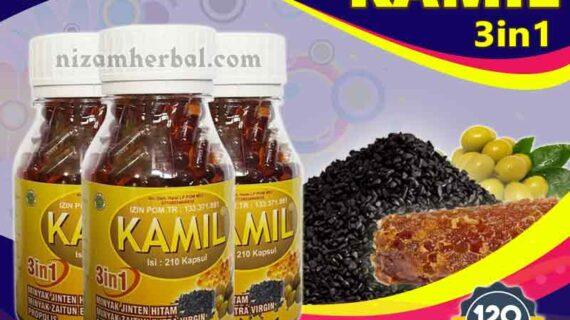 Jual Herbal Kamil 3 in 1 di Pulau Pramuka