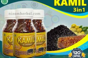 Jual Kapsul Kamil 3 in 1 di Indramayu