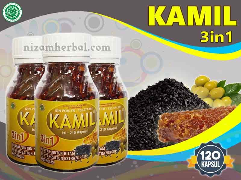 Jual Herbal Kamil 3 in 1 di Menggala
