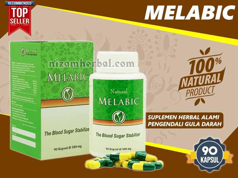 Jual Herbal Melabic Untuk Penyakit Diabetes di Pangkalan Bun