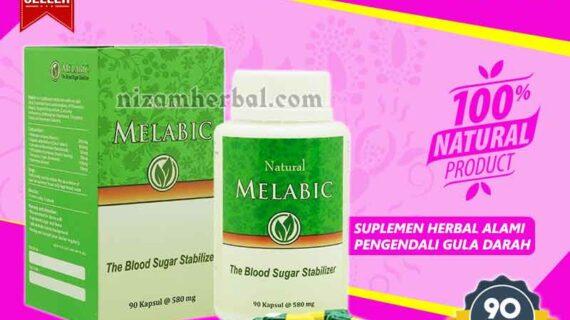 Jual Herbal Melabic Untuk Penyakit Diabetes di Mojosari