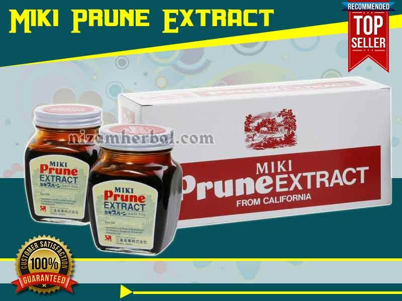Review Miki Prune Extract Asli Dan Cara Penggunaanya